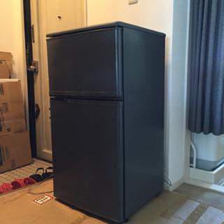 【取引中】冷蔵庫 サンヨー 85L 95年製 - 名古屋市