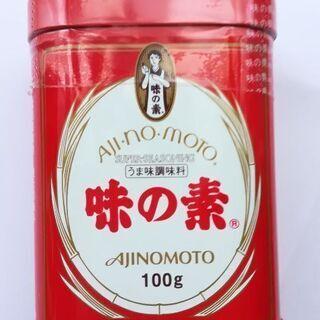 味の素 レトロ缶