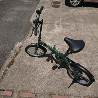 折り畳み自転車【交渉中】