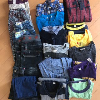 【取り引き中】男児服(95)まとめ売り 17着