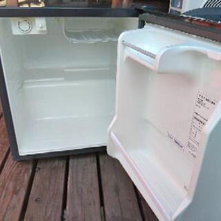[ありがとうございました!][配達設置無料][即日配達も可能?]1ドア冷蔵庫 45L  DRF-B045F  大宇電子ジャパン製 2000年製 - 名古屋市