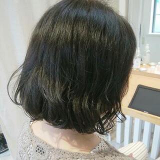 【時短で頭皮も髪もケア☆】Marbbトリートメントスパ+カラー ...