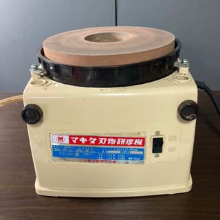 電動工具 マキタ刃物研磨機 と石 砥石 寸法  9820-1 2...