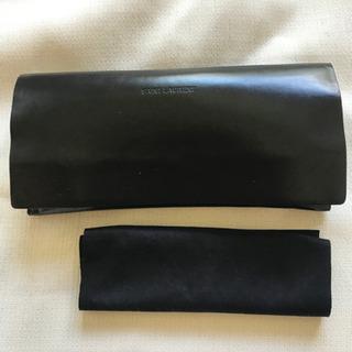 サンローランメガネケース(黒)