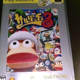 PS2用 サルゲッチュ3 中古ソフト