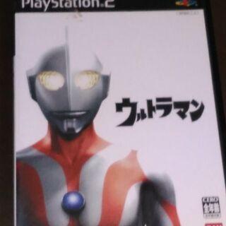 PS2用 ウルトラマン 中古ソフト