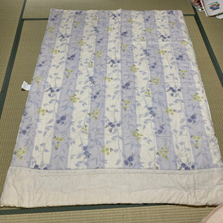 夏用掛け布団 3枚 1500円