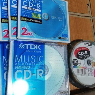 【取引中】書込み用CD-R 18枚セット