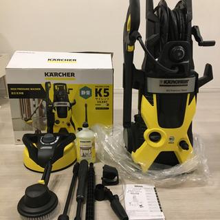家庭用高圧洗浄機 ケルヒャーK5サイレント カー&ホームキット