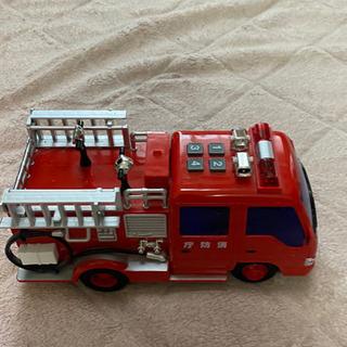 消防車・救急車 おもちゃセット