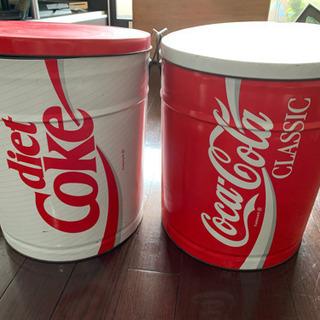 Coca-Cola/Diet Coke柄 スチール缶