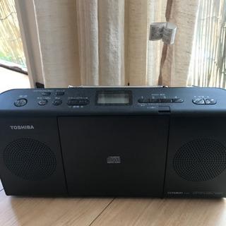 東芝、CDラジオ