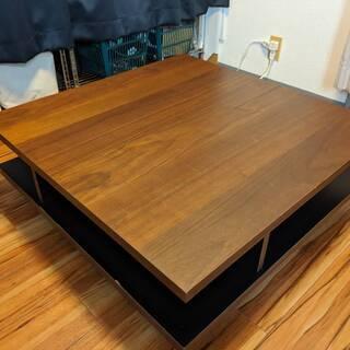【8月末まで】大きめのローテーブル