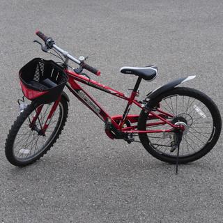 男児用自転車(身長110cm~130cmぐらい用)サイクルベース...