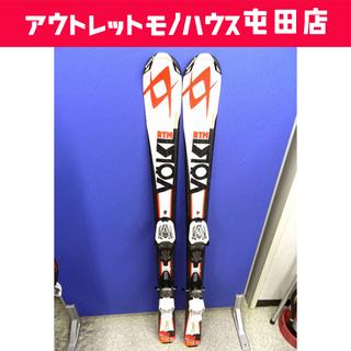 VOLKL/フォルクル RTM スキー 120cm ビンディング...