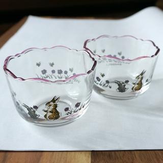 猫のダヤン/ワチフィールド マーシー ガラスボウル4個セット
