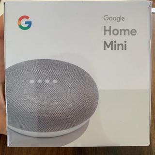 未使用品 Google Home Mini