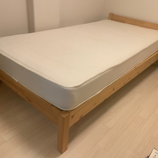【売約済】シングルベッド