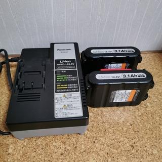 充電式工具用リチウムイオンバッテリー 14.4V
