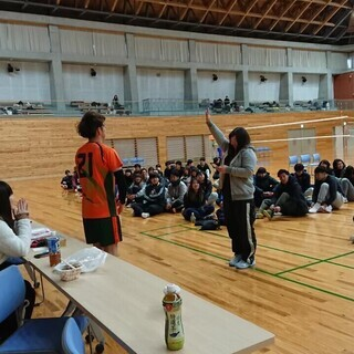 6人制 男女混合バレーボール大会 「第3回 サボテン杯」