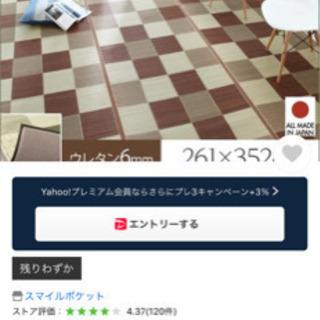 井草ラグ 261×352cm