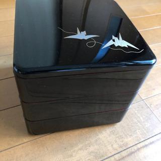 三段 重箱