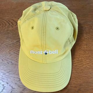 mont bellの帽子売ります