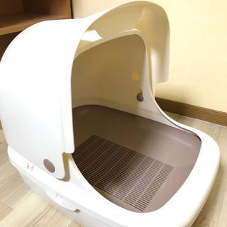 ねこトイレ システムトイレ