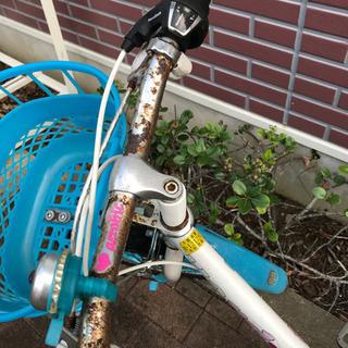 イオンバイク 20インチ 女子用