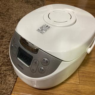 【炊飯器】白米5.5合