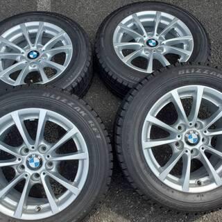 BMW純正 16インチ ランフラットスタッドレス 3シリーズ