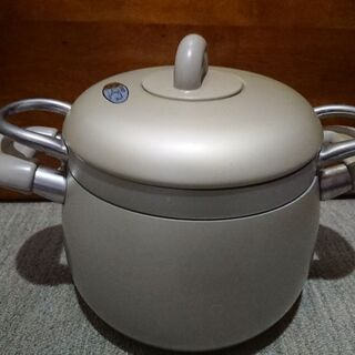 パスタ鍋 湯切り鍋