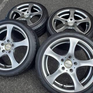 ユーロデザイン 17インチ BMW 3シリーズ、1シリーズ、Z4、Z3