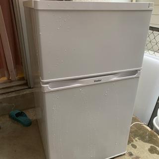 haier JR-N91K 91L 2ドア冷蔵庫