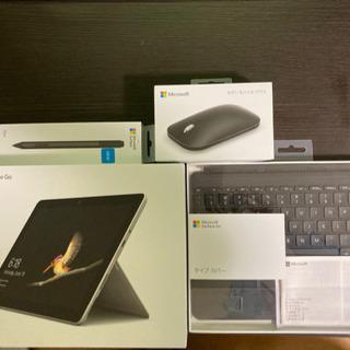 【ほぼ新品】 Surface GO  4415Y/4GB/64G...
