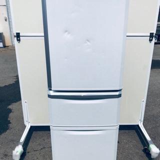 ‼️大容量‼️960番 三菱✨ノンフロン冷凍冷蔵庫✨MR-C34...