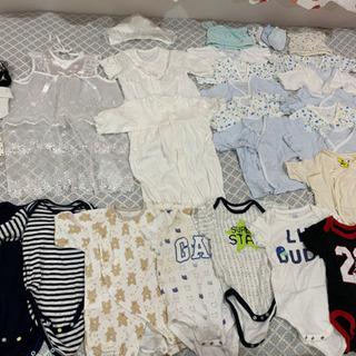 新生児服まとめ売りセレモニードレス付き