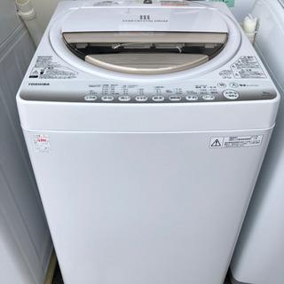 洗濯機 東芝 2015年 6kg AW-6G2【3ヶ月保証★送料...