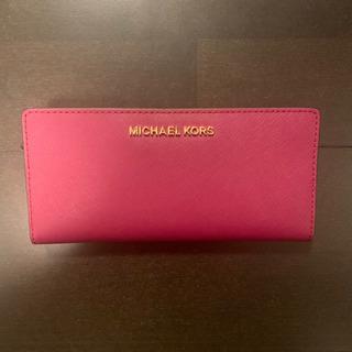 《新品》マイケルコース 長財布