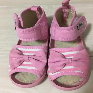 サンダル 13センチ ピンク 女の子