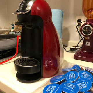 カプセル式コーヒーメーカー ネスカフェ ドルチェグスト