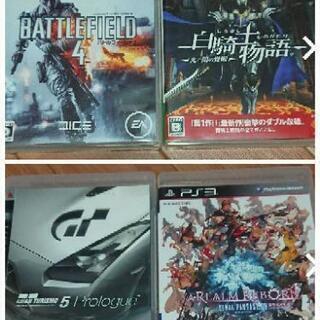 PS1・2・3各ソフト 1本200円(まとめ買い値引アリ)