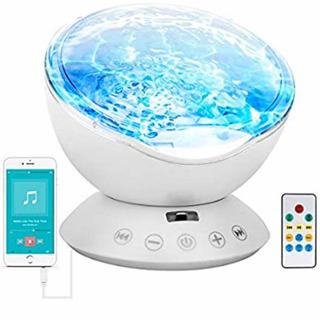 新品 海洋プロジェクターライト ベッドサイドランプ 投影ランプ ...