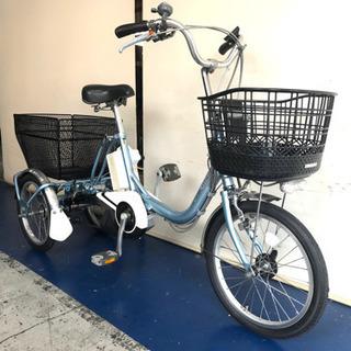 ブリジストン アシスタ 三輪車 8.7ah デジタル 電動自転車...