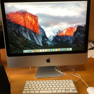 iMac 24-inch Early 2009 オールインワン