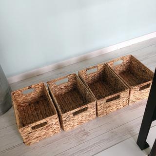 ヒヤシンス BOX 4個