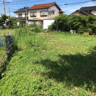 庭の粗整地、粗仕上。30,000円
