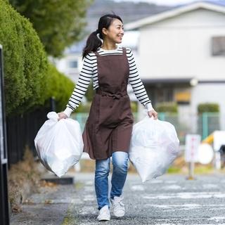 25分1100円!☆面接なし☆作業日選べる!ゴミ出し業務のお仕事...