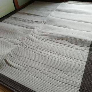 洋風 ラグマット(約3畳)
