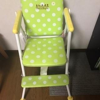 KIDS用の椅子差しあげます